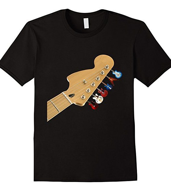 Guitar Lover Tshirt Gift, I Love Guitar, I Love Music Shirt