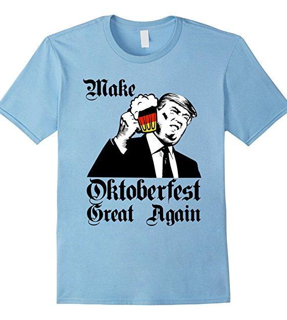 Make Oktoberfest Great Again T shirt, Germany Flag Shirt