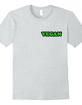 Cool Go Vegan Vegetarian T-Shirt, Vegans Gift Idea Tshirt