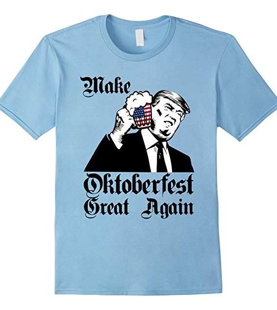 Make Oktoberfest Great Again shirt, American Flag Shirt